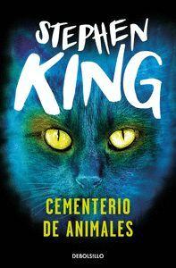 STEPHEN KING: CEMENTERIO DE ANIMALES (BOLSILLO)