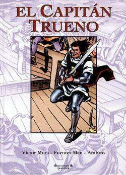 EL CAPITAN TRUENO #05