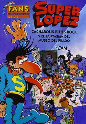 SUPER HUMOR SUPERLOPEZ #003. (RECOPILATORIO)