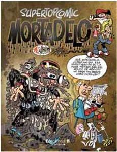 SUPER TOP COMIC MORTADELO #14