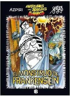 EL MONSTRUO DE FRANKENSTEIN (COMIC)