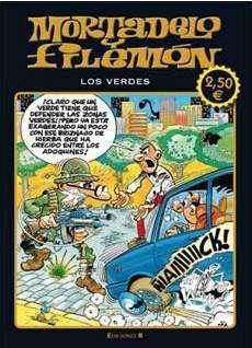 MORTADELO Y FILEMON: LOS VERDES (ED. LIMIT. VERANO 2011)