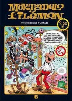 MORTADELO Y FILEMON: PROHIBIDO FUMAR (ED. LIMITADA VERANO 2012)
