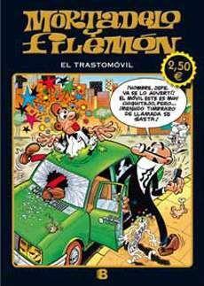 MORTADELO Y FILEMON: EL TRASTOMOVIL (ED. LIMITADA VERANO 2012)