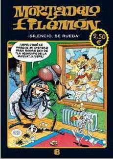 MORTADELO Y FILEMON: SILENCIO, SE RUEDA (ED. LIMITADA VERANO 2012)