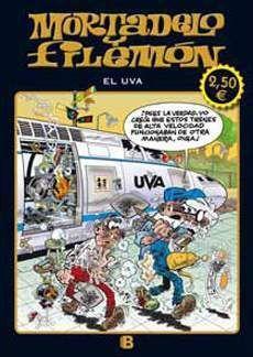MORTADELO Y FILEMON: EL UVA (ED. LIMITADA VERANO 2012)