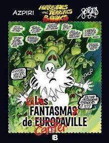 HORREIBOLS AND TERRIFICS BOOKS #03: EL FANTASMA DE CANTERVILLE