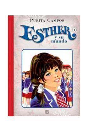 ESTHER Y SU MUNDO #01 (CARTONE)
