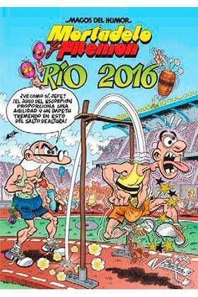 MAGOS DEL HUMOR: MORTADELO #174. RIO 2016