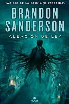 NACIDOS DE LA BRUMA #04. ALEACION DE LEY (CARTONE)