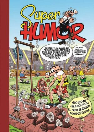 SUPER HUMOR 61: MORTADELO. RIO 2016