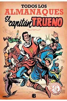 EL CAPITAN TRUENO: TODOS LOS ALMANAQUES