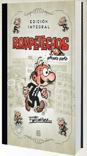 ROMPETECHOS. EDICION INTEGRAL (PRIMERA PARTE)