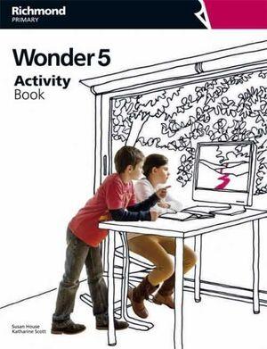 WONDER 5. ACTIVITY BOOK