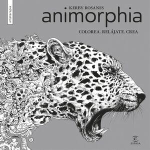 ANIMORPHIA: COLOREA, RELAJATE, CREA