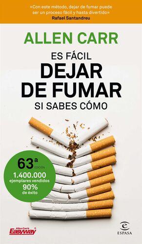 ES FACIL DEJAR DE FUMAR SI SABES COMO