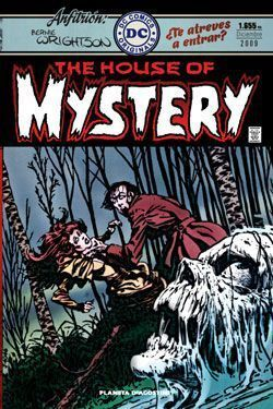 CLASICOS DC: HOUSE OF MISTERY #01