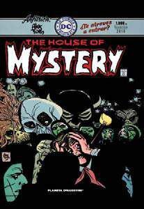 CLASICOS DC: HOUSE OF MISTERY #03