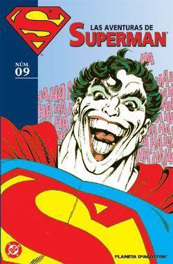 LAS AVENTURAS DE SUPERMAN #009