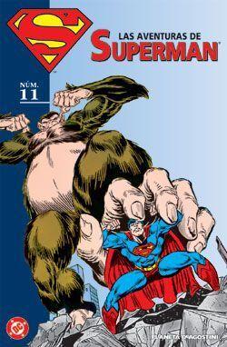 LAS AVENTURAS DE SUPERMAN #011
