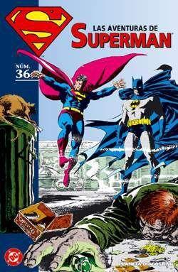 LAS AVENTURAS DE SUPERMAN #036