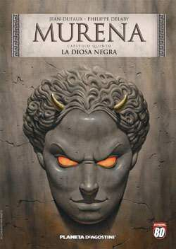 MURENA #05: LA DIOSA NEGRA