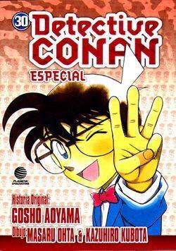 DETECTIVE CONAN ESPECIAL #30