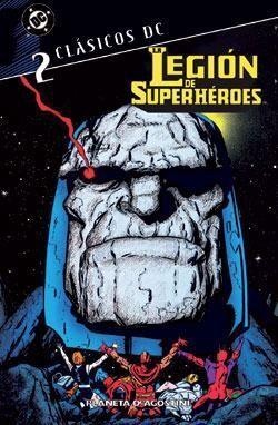 CLASICOS DC: LA LEGION DE SUPERHEROES #02
