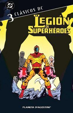 CLASICOS DC: LA LEGION DE SUPERHEROES #03