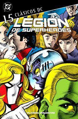 CLASICOS DC: LA LEGION DE SUPERHEROES #15