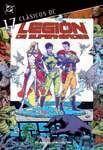 CLASICOS DC: LA LEGION DE SUPERHEROES #17