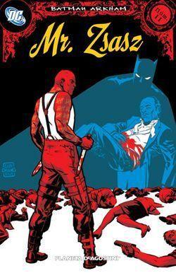 BATMAN ARKHAM #11. MR. ZSASZ