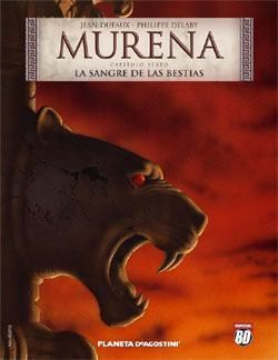 MURENA #06: LA SANGRE DE LAS BESTIAS
