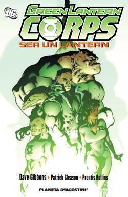 GREEN LANTERN CORPS #02. SER UN LANTERN