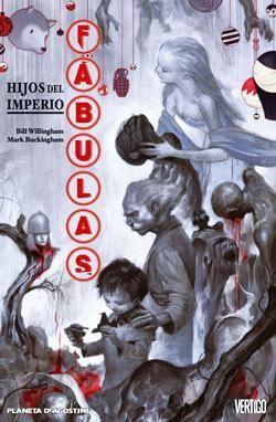 FABULAS #10: HIJOS DEL IMPERIO