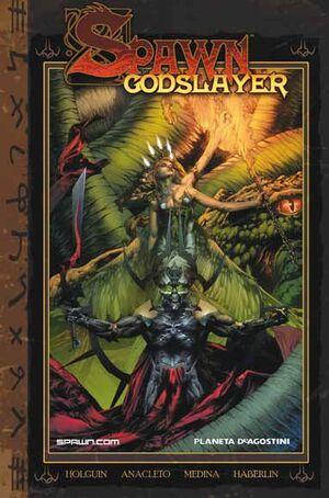 SPAWN: GODSLAYER #01