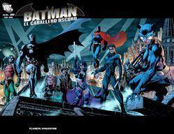 BATMAN: EL CABALLERO OSCURO #20