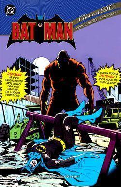 CLASICOS DC: BATMAN #02