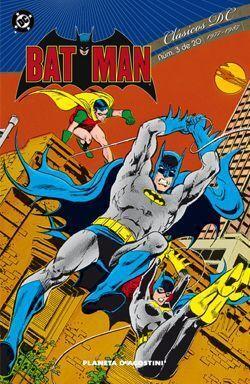 CLASICOS DC: BATMAN #03