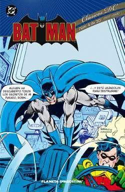 CLASICOS DC: BATMAN #04