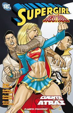 SUPERGIRL #05. REUNION