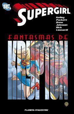 SUPERGIRL #06. FANTASMAS DE KRYPTON