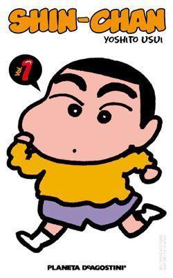 SHIN-CHAN #01 - NUEVA EDICION