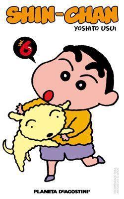 SHIN-CHAN #06 - NUEVA EDICION