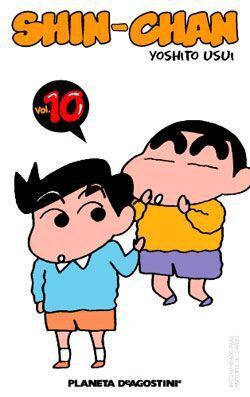 SHIN-CHAN #10 - NUEVA EDICION