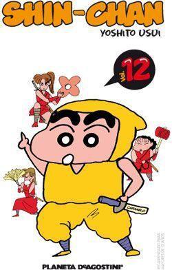 SHIN-CHAN #12 - NUEVA EDICION