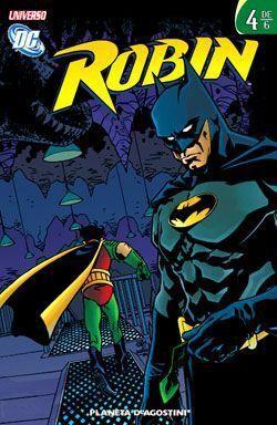 UNIVERSO DC: ROBIN #04