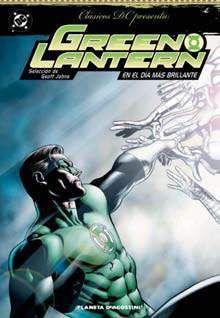 CLASICOS DC: GREEN LANTERN. EN EL DIA MAS BRILLANTE