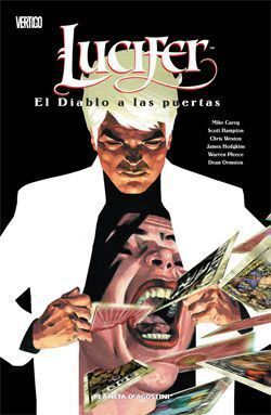 LUCIFER. EL DIABLO A LAS PUERTAS #01