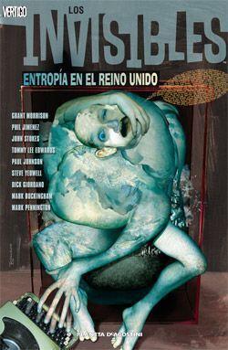 LOS INVISIBLES #03. ENTROPIA EN EL REINO UNIDO